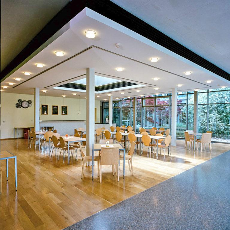 BIC Leipzig Cafeteria