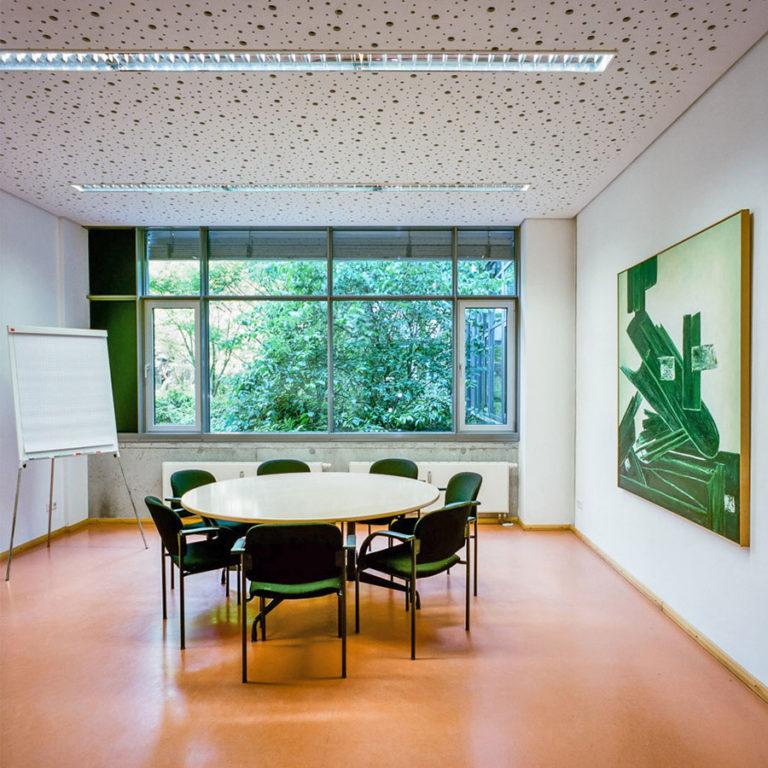 Konferenz- und Seminarräume Konferenzraum Seminarraum Besprechungsraum BIC Leipzig mieten