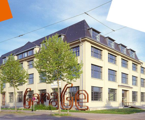 Technologie- und Gewerbezentrum GaraGe Leipzig