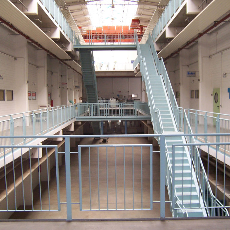 Gewerbezentrum Naumburger Straße Leipzig