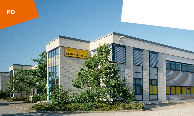 Gewerbezentrum Paunsdorf