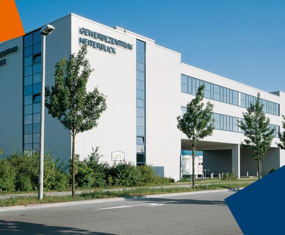 Gewerbezentrum Heiterblick