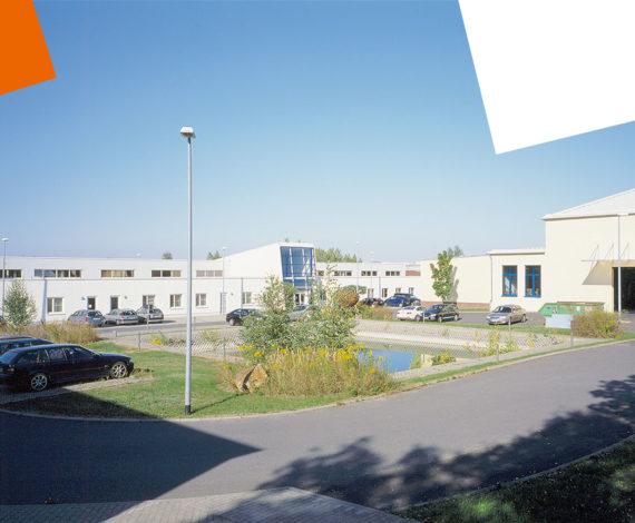 Gewerbezentrum Liebertwolkwitz